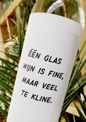 Wijn Is Fine