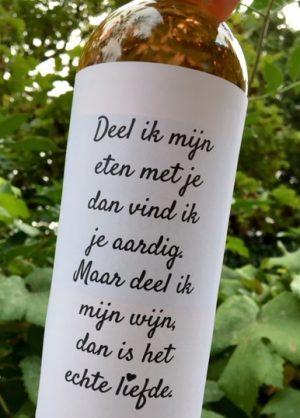 Wijn Delen