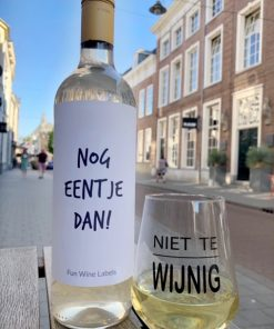 Wijn & Glas Pakket
