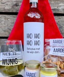 kerstborrel pakket fun voor een digitale kerstborrel met humor