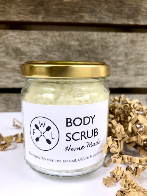 Relax Pakket body scrub