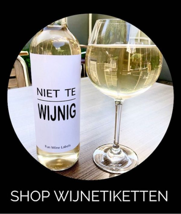 Shop wijnetiketten van fun wine labels