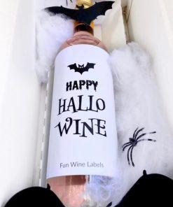 Halloween pakket rosé, origineel cadeau voor halloween