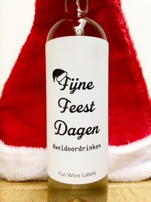 Kerstpakket Fles Wijn