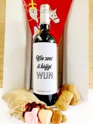 Sinterklaas Pakket – Rood
