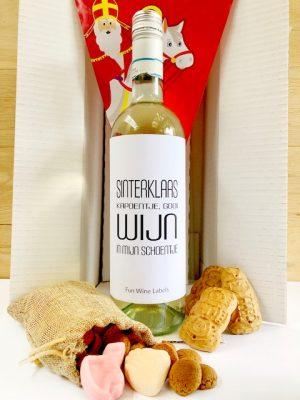 Sinterklaas Pakket – Wit