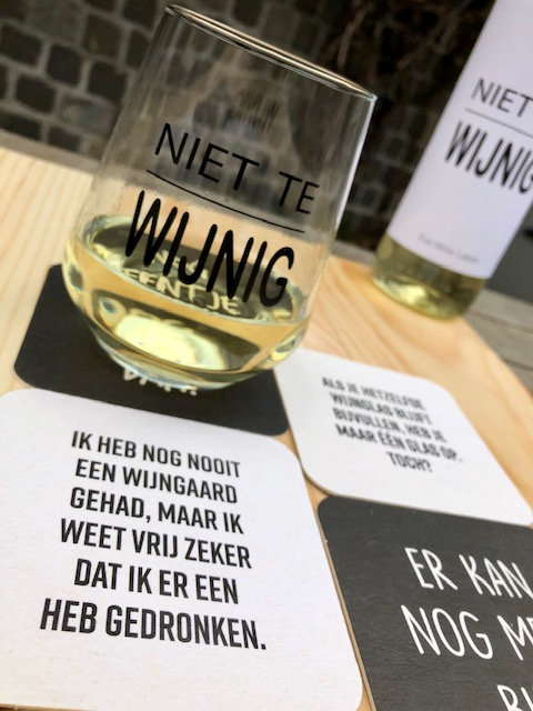 wijnviltjes varia, humor op je viltje