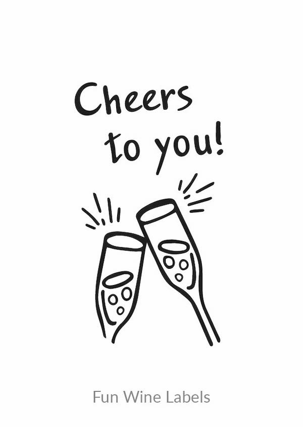 design cheers to you