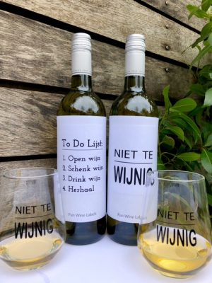 Duo Glazen Wijn