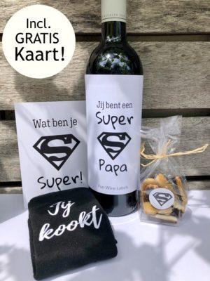 Hippe Papa Wijnpakket