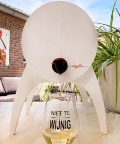 Wijntap Winy Bar Wit